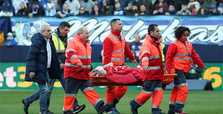 Espagne : Traumatisme crânien pour Lacen !