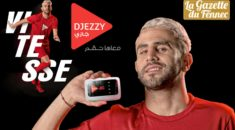 Marketing : Riyad Mahrez s'engage avec l'opérateur Djezzy !