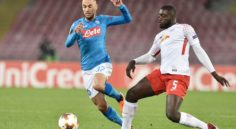 Naples : Premier but officiel pour Adam Ounas en Europa League
