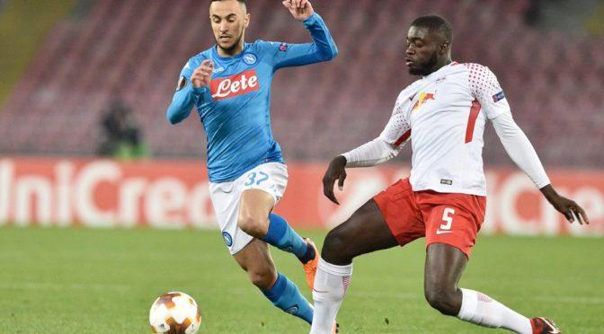 Naples : Premier but officiel pour Adam Ounas en Europa League