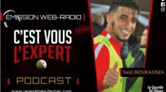 « C'est vous l'Expert » : Saïd Benrahma se confie sur sa belle saison !