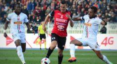 Ligue 1 : Oussama Darfalou sacré meilleur buteur de la saison avec 18 buts