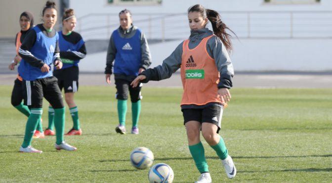 EN féminine : les deux matchs face au Mali annulés !