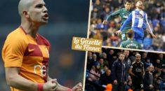 Résultats Foot #21 : Feghouli frappe encore, bonne affaire pour Mandi et Boudebouz