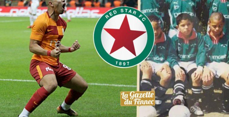 """Sofiane Feghouli : """"Le Red Star c'est mon club de cœur !"""""""