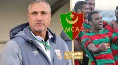 Bernard Casoni : «C'est un exploit de tenir un an en Algérie»