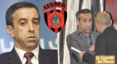 USMA : Ali Haddad limoge son frère Rebouh !