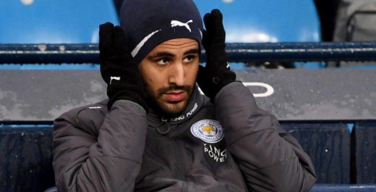 Angleterre : Mahrez aurait choisi de rejoindre les Gunners !
