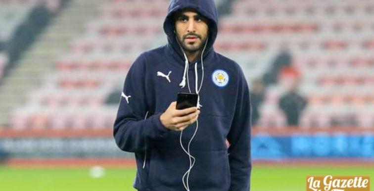 Mahrez : Man City fait une offre de 57 M€ + un joueur
