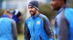 Leicester City : Mahrez s'est expliqué avec le vestiaire