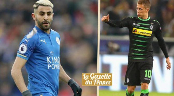 Leicester City : Thorgan Hazard pour remplacer Mahrez ?