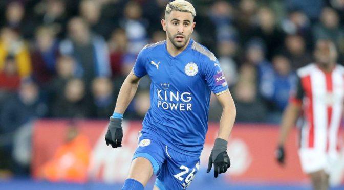 Leicester City : Mahrez passeur décisif en coupe d'Angleterre
