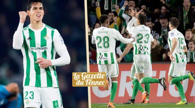 Liga : Aïssa Mandi buteur face au Real Madrid !