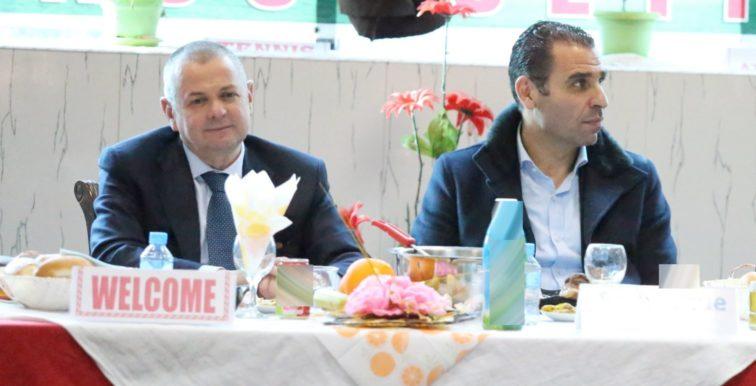 CAF : Zetchi et Ould Zmirli sont au Maroc