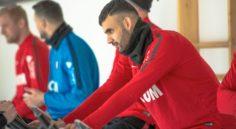 AS Monaco : Rachid Ghezzal forfait  contre Lyon