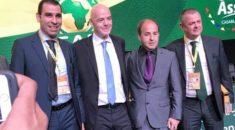 Ould Zmirli intègre la commission de recours de la CAF