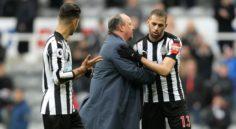 Angleterre : Slimani ne pourra pas jouer face à Leicester