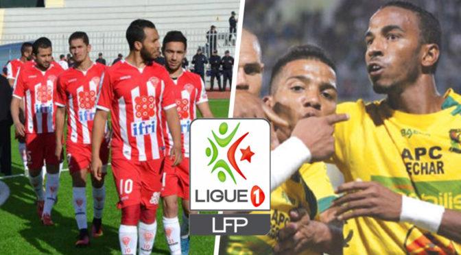 Ligue 1 – 23ème Journée : Le MCO se ressaisit, la JSS se replace
