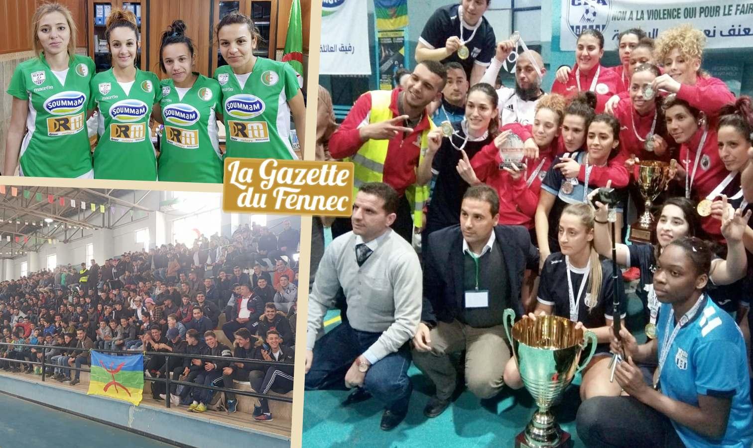 akbou futsal feminin tournoi saint denis