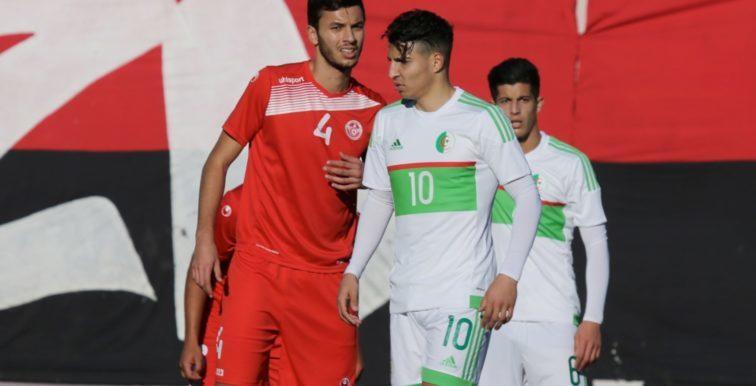 Amical U23 : Tunisie-Algérie ce mardi à Tunis