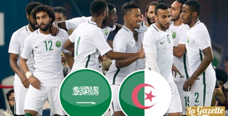Arabie Saoudite – Algérie A' : où voir le match ?
