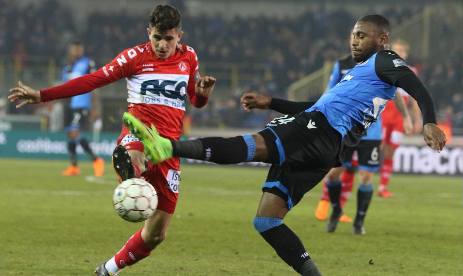 attal youcef courtrai brugge