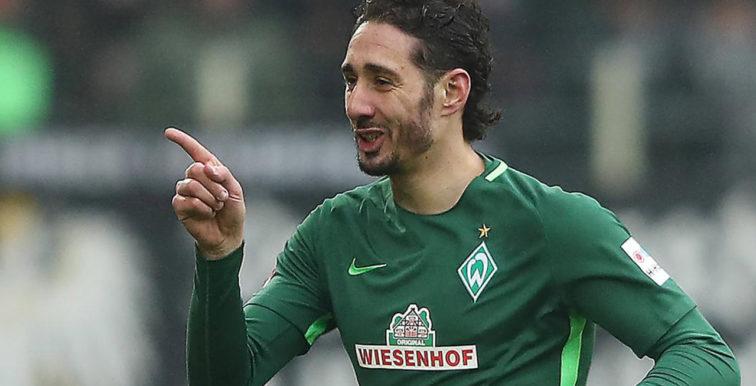 Werder Brême : Belfodil écarté du dernier match