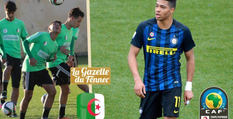 U20 : Belkheir (Inter Milan) est officiellement convoqué