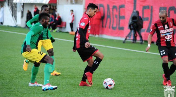 Coupe de la Confédération CAF : l'USMA qualifié in-extremis en 1/16 bis