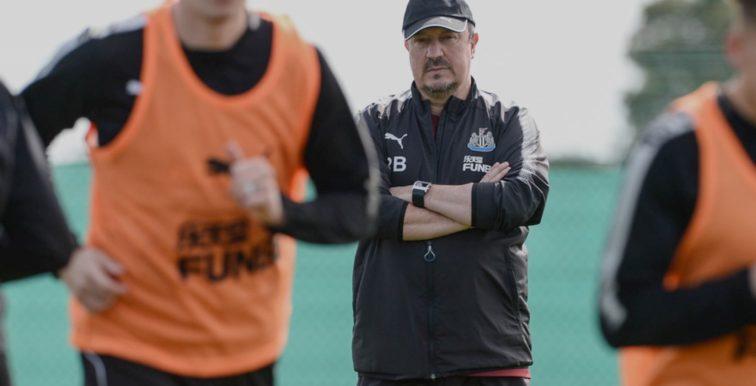Newcastle : Benitez s'exprime sur le sort de Slimani
