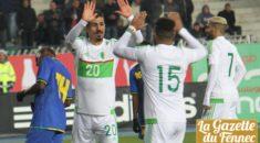 Algérie – Tanzanie (4-1) : une victoire mais des doutes