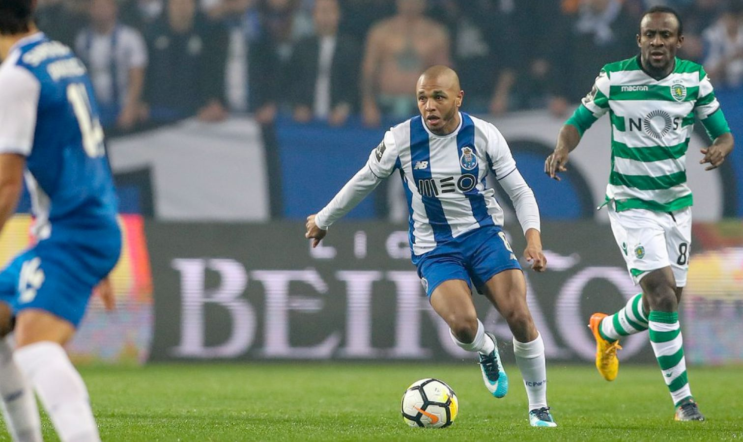 brahimi contre sporting