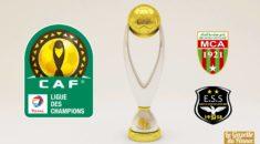 Ligue des champions CAF 2018 : le MC Alger et l'ES Sétif dans le groupe B