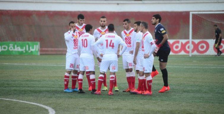 Coupe de la CAF : le CRB s'impose 3-0 face au Nkana FC
