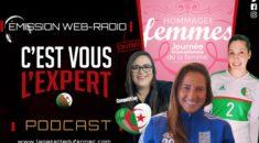 « C'est vous l'Expert » : Lilia Boumrar en plateau, le foot féminin à l'honneur !