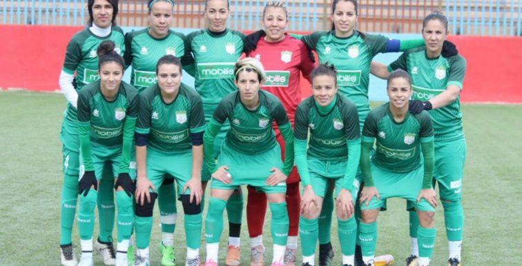 Féminin : le FC Constantine remporte le championnat !