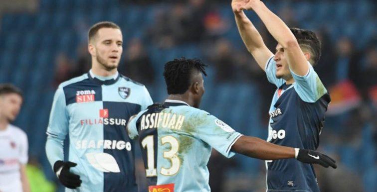 Ligue 2 : 4ème but de Ferhat avec Le Havre