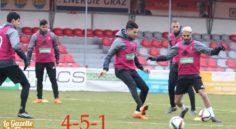 Iran – Algérie : Madjer abandonne le 3-4-3 et opte pour le 4-5-1 !