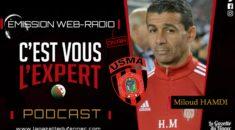 «C'est vous l'Expert » : Le fléau de la violence dans le foot algérien passé au crible et Hamdi en invité!