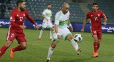 Iran – Algérie (2-1) : les Verts s'inclinent en Autriche