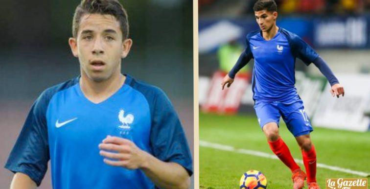 France : Aouar et Lopez convoqués en Espoirs