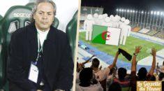 Algérie – Tanzanie : Madjer attendu au virage du 5 Juillet !