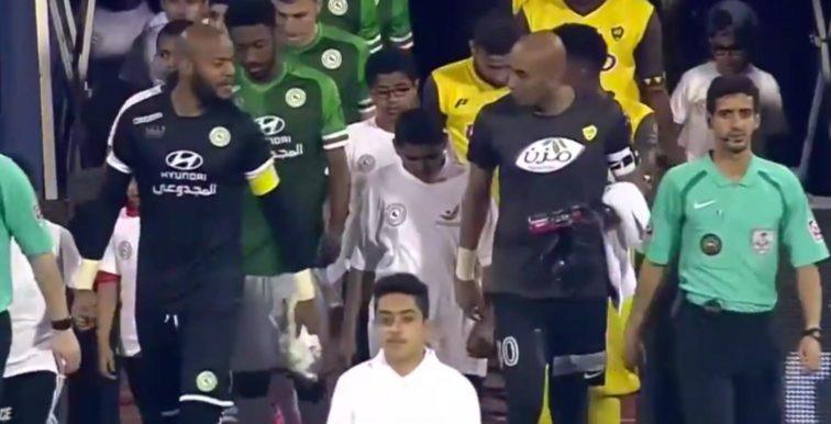 Arabie Saoudite : M'Bolhi remporte son duel face à Doukha (3-2)