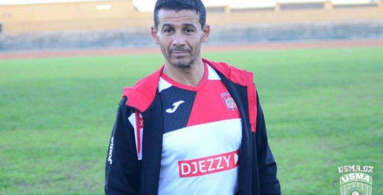 USM Alger : Le coach Hamdi restera jusqu'à la fin de saison
