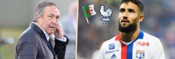 Jean-Pierre Bernès : «Nabil Fékir n'a pas manqué de respect à l'Algérie»