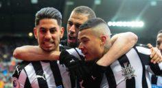 Newcastle : l'entrée décisive de Slimani !