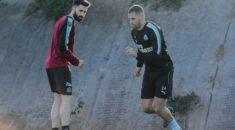 EN : Madjer ne lâchera pas Slimani, Benitez mécontent !