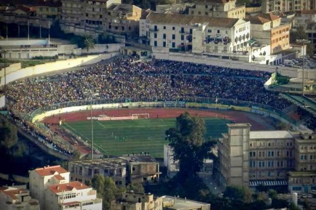 stade 1er novembre Tizi ouzou