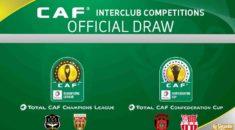 Compétitions africaines : les clubs algériens fixés ce mercredi