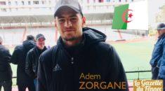 Adem Zorgane (U20) : «Mon objectif, c'est de jouer en Europe !»